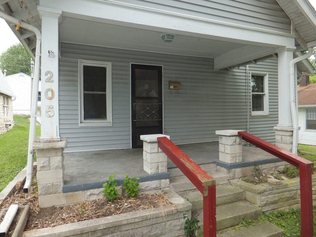 205 S Clark Street, Bloomington, IN